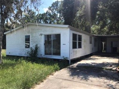 4985 Cambridge Drive, Mims, FL 32754 - MLS#: 828050