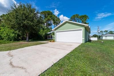 1235 Giralda Circle, Palm Bay, FL 32907 - MLS#: 828059