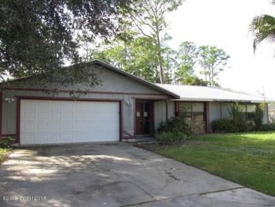 886 Driftwood Avenue, Palm Bay, FL 32909 - MLS#: 828109