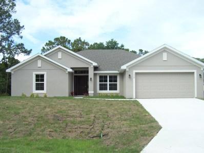 581 Olivia Street, Palm Bay, FL 32908 - MLS#: 828153