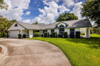 3595 Deerwood Trail, Melbourne, FL 32934 - MLS#: 828163