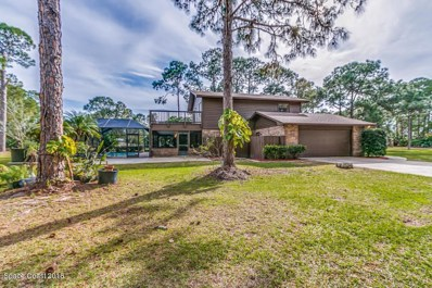 1515 Willard Road, Palm Bay, FL 32907 - MLS#: 828304