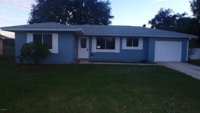 1030 Hosbine Street, Palm Bay, FL 32909 - MLS#: 828325