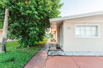 211 Pierce Avenue UNIT D, Cape Canaveral, FL 32920 - MLS#: 828338