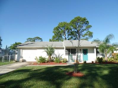 416 Cortez Road, Palm Bay, FL 32907 - MLS#: 828348