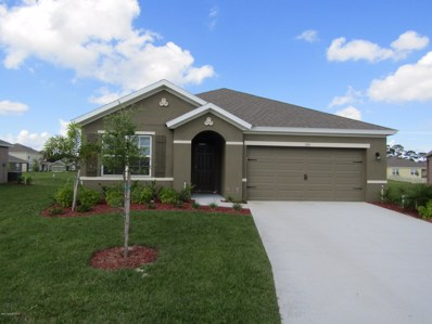 126 Lure Court, Palm Bay, FL 32908 - MLS#: 828358