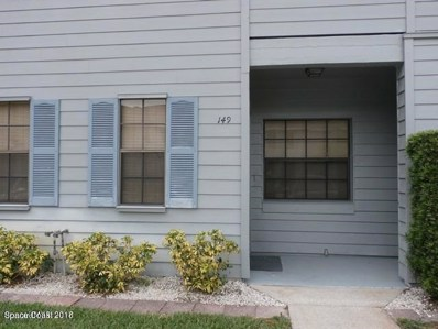 1705 Harrison Street UNIT 149, Titusville, FL 32780 - MLS#: 828407