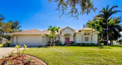 2681 Little Bend Place, Merritt Island, FL 32952 - MLS#: 828437