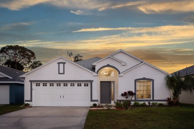 4731 White Heron Drive, Melbourne, FL 32934 - MLS#: 828458