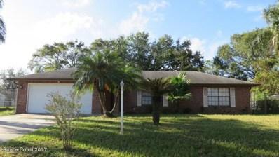 627 NE Fairhaven Street, Palm Bay, FL 32907 - MLS#: 828567