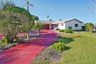 4891 Fairview Drive, Cocoa Beach, FL 32931 - MLS#: 828579