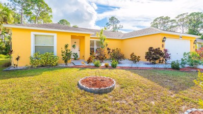 1734 NW Orchid Court, Palm Bay, FL 32907 - MLS#: 828581