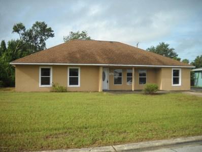 1446 Overlook Terrace, Titusville, FL 32780 - MLS#: 828635