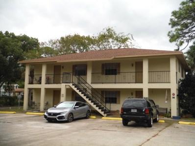 221 Knox McRae Drive UNIT D, Titusville, FL 32780 - MLS#: 828663