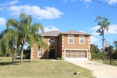 2941 Fiske Road, Palm Bay, FL 32909 - MLS#: 828685