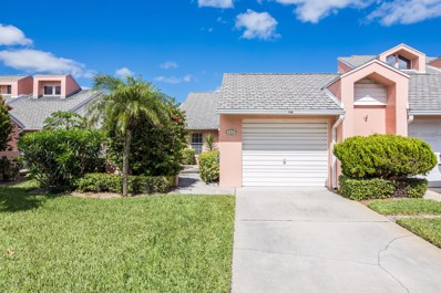114 Casseekee Trail UNIT 2114, Melbourne Beach, FL 32951 - MLS#: 828692