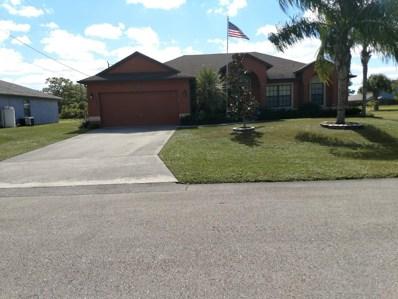 472 NW Ontario Street, Palm Bay, FL 32907 - MLS#: 828729