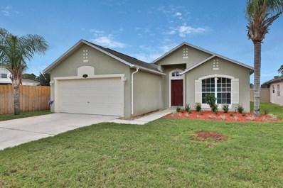478 Macon Drive, Titusville, FL 32780 - MLS#: 828796