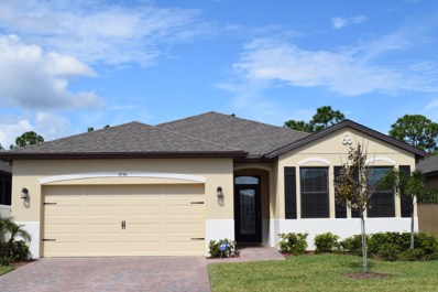 4146 Catgrass Lane, West Melbourne, FL 32904 - MLS#: 828839