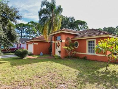 3958 SE Jupiter Boulevard, Palm Bay, FL 32909 - MLS#: 828845