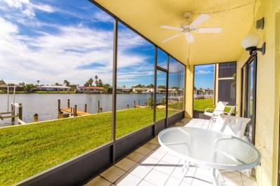 325 S Banana River Boulevard UNIT 601, Cocoa Beach, FL 32931 - MLS#: 828859