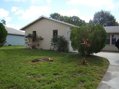 1051 Helena Avenue, Palm Bay, FL 32907 - MLS#: 828912