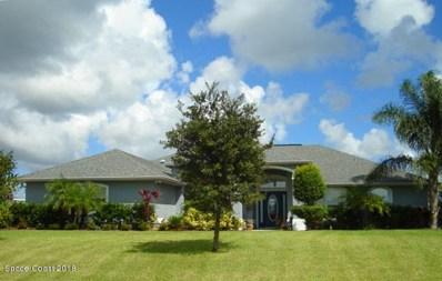 331 Allison Drive, Palm Bay, FL 32908 - MLS#: 829005