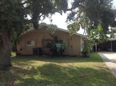 142 Antigua Drive, Cocoa Beach, FL 32931 - MLS#: 829025