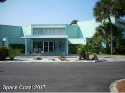 55 Sea Park Boulevard UNIT 113, Satellite Beach, FL 32937 - MLS#: 829127