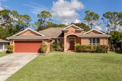 1467 Alberni Street, Palm Bay, FL 32907 - MLS#: 829134