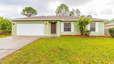 1250 Sapulpa Road, Palm Bay, FL 32908 - MLS#: 829140