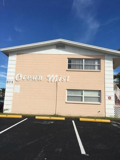 302 Lincoln Avenue UNIT 11, Cape Canaveral, FL 32920 - MLS#: 829148