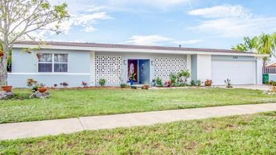 150 Florida Boulevard, Merritt Island, FL 32953 - MLS#: 829161