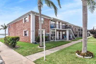 190 E Olmstead Drive UNIT F16, Titusville, FL 32780 - MLS#: 829165