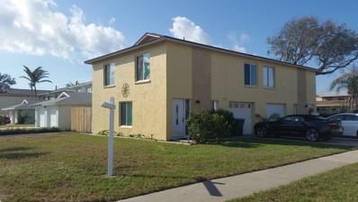 445 Monroe Avenue, Cape Canaveral, FL 32920 - MLS#: 829168