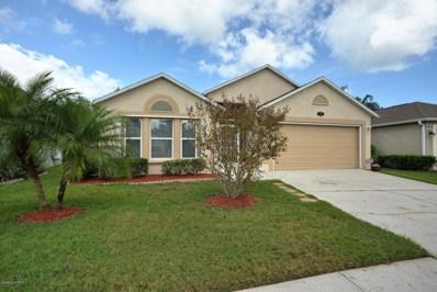2133 Spring Creek Circle, Palm Bay, FL 32905 - MLS#: 829221