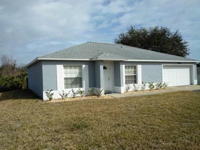 3974 Tangle Drive, Titusville, FL 32796 - MLS#: 829232