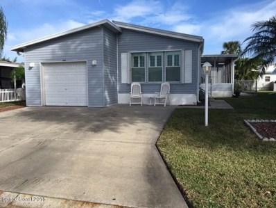 564 Dolphin Circle, Barefoot Bay, FL 32976 - MLS#: 829255