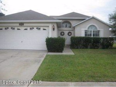 3341 Craggy Bluff Place, Cocoa, FL 32926 - MLS#: 829350