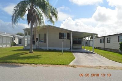 561 Dolphin Circle, Barefoot Bay, FL 32976 - MLS#: 829374