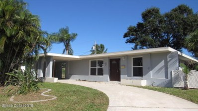 767 Badger Drive, Palm Bay, FL 32905 - MLS#: 829389