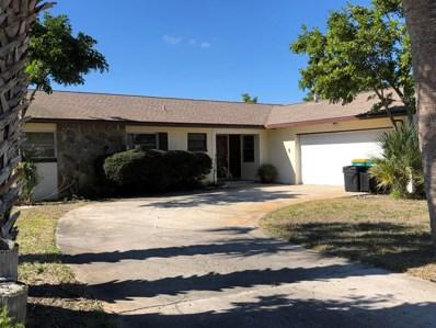 1535 Tuna Street, Merritt Island, FL 32952 - MLS#: 829406