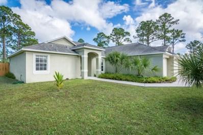 3489 Suwanee Street, Grant Valkaria, FL 32950 - MLS#: 829428