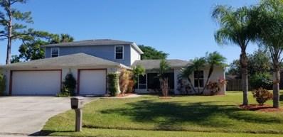 503 NE Homestead Avenue, Palm Bay, FL 32907 - MLS#: 829436