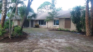 3940 Wild Pine Lane, Merritt Island, FL 32952 - MLS#: 829468