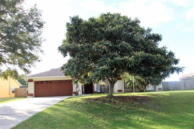 1796 Wake Forest Road, Palm Bay, FL 32907 - MLS#: 829510