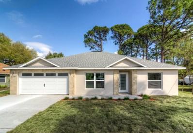 6305 Betty Avenue, Cocoa, FL 32927 - MLS#: 829530