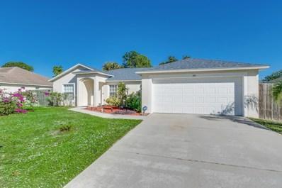 195 Aviation Avenue, Palm Bay, FL 32907 - MLS#: 829537