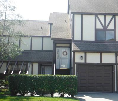 677 Greenwood Manor Circle UNIT 27, West Melbourne, FL 32904 - MLS#: 829568