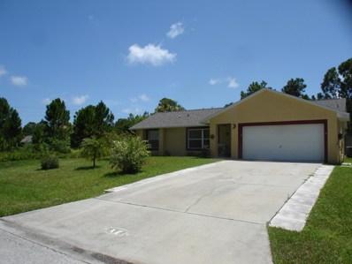 984 Ray Road, Palm Bay, FL 32909 - MLS#: 829622